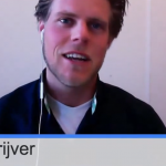 Screen Shot Jelle Drijver Webinar over Evernote