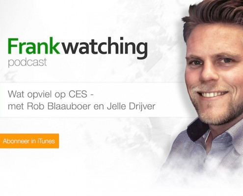 Frankwatching Podcast 001 - Rob Blauuboer - CES Las Vegas