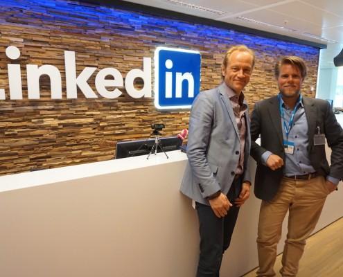5 Linkedin Tips van Marcel Molenaar en Jelle Drijver