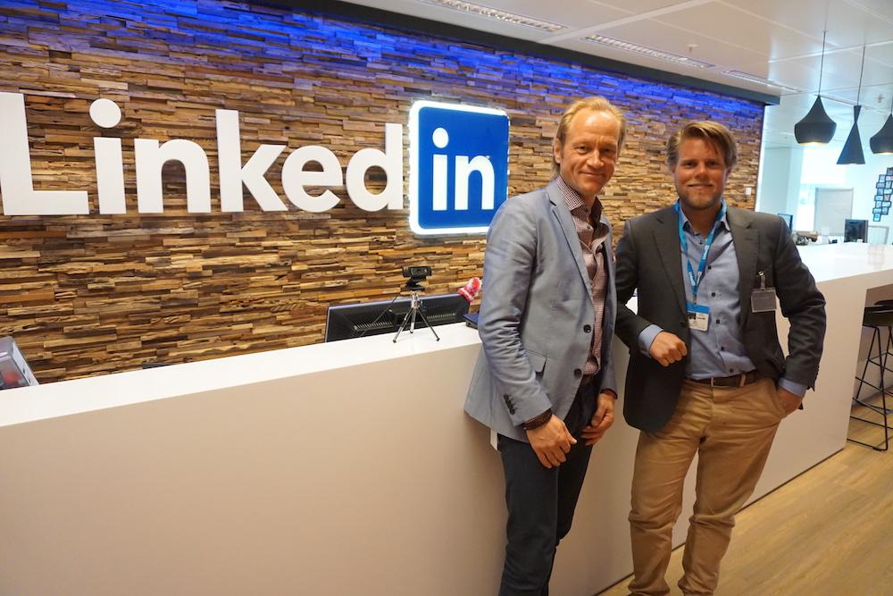 5 Linkedin Tips van de Head of Marketing Solutions Linkedin: Marcel Molenaar