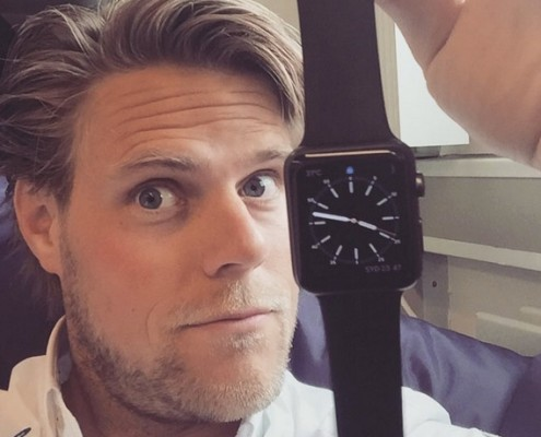 Apple Watch Jelle Drijver