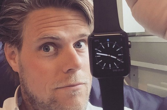 Apple Watch Jelle Drijver