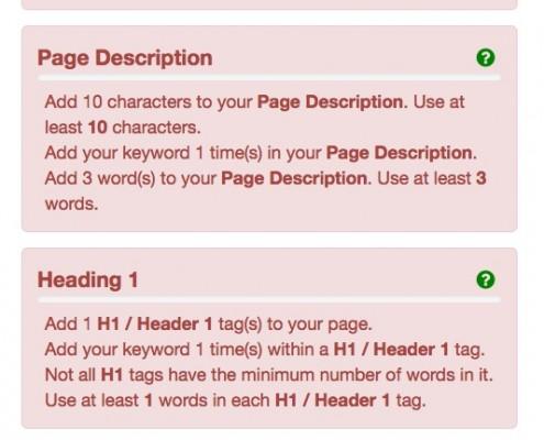 WebTextTool copywriting tool voor webteksten