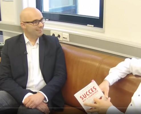Succes met E-Commerce [Boek review] - Marc de Groot en Jelle Drijver