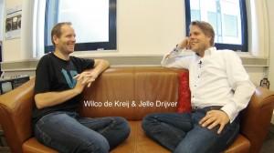 Wilco de Kreij en Jelle Drijver preview