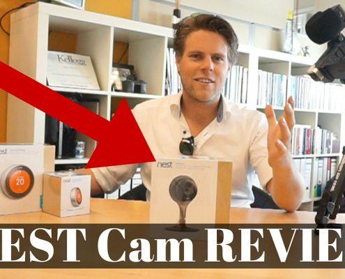 NEST Cam review uitpkken en testen Thumbnail