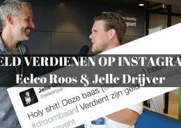 Geld verdienen op Instagram Eelco Roos doet het Thumb