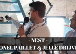 NEST Lionel Paillet and Jelle Drijver