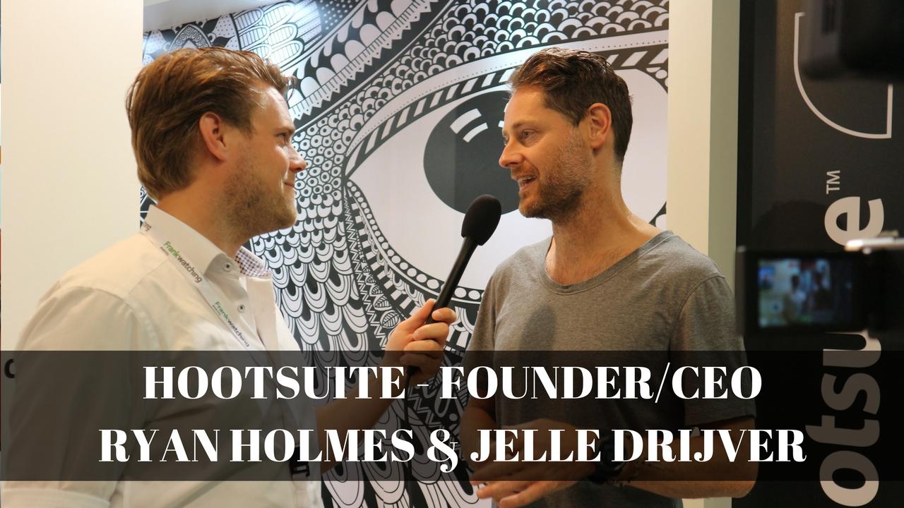 In gesprek met Ryan Holmes, CEO en founder van Hootsuite