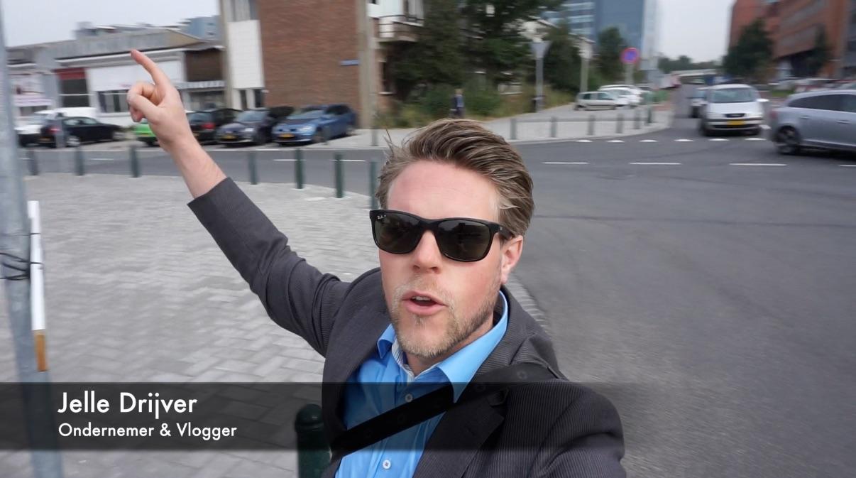 Binckhorst vlog voor Gemeente Den Haag