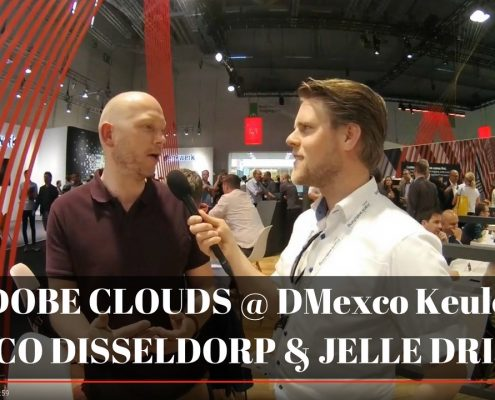 Adobe Clouds DMEXCO Keulen