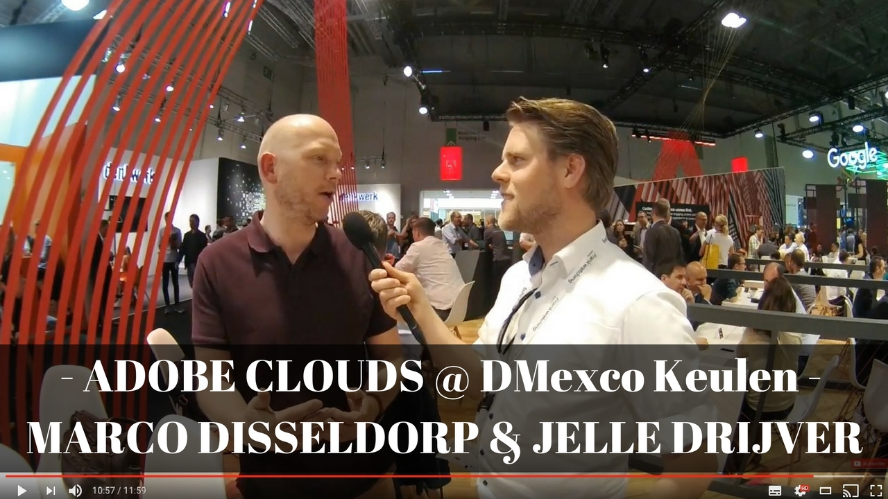 De 3 Adobe Cloud oplossingen: Creative Cloud, Marketing Cloud & Document Cloud