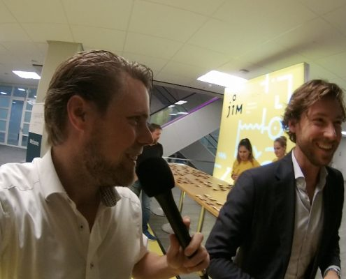 Vlogger inhuren Jelle Drijver bij JIM Utrecht