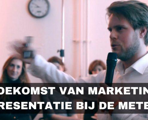 De Toekomst van Marketing van Demeter 2017