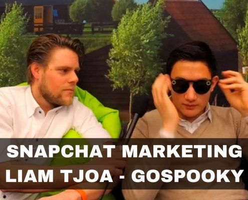 Snapchat Marketing met Liam Tjoa van GoSpooky