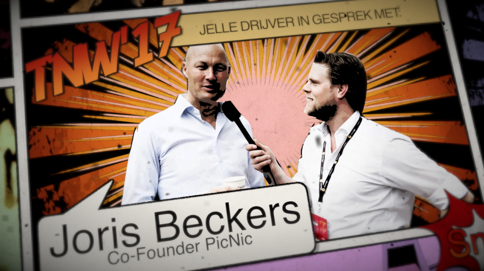 Picnic – Een interview met co-founder Joris Beckers
