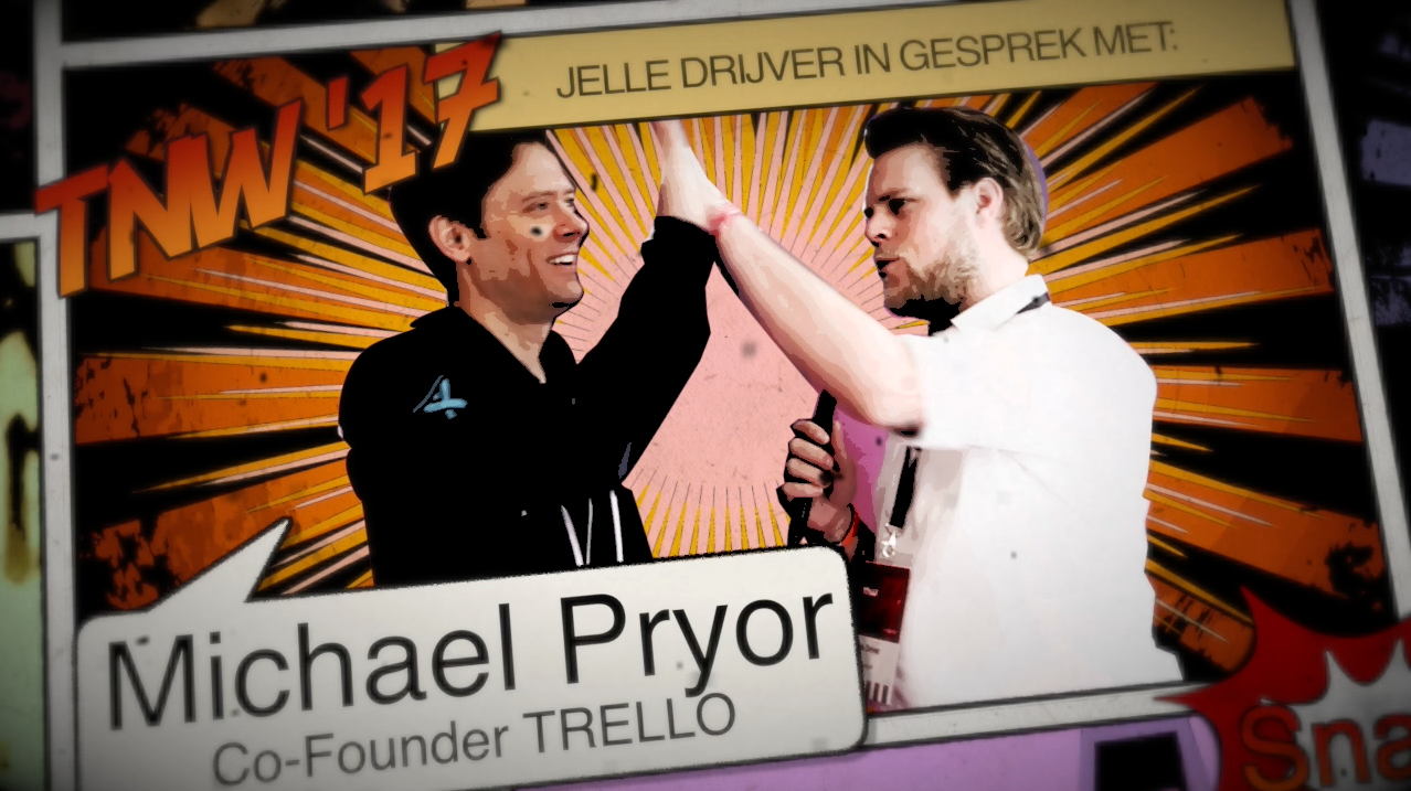 Co-Founder TRELLO Michael Pryor