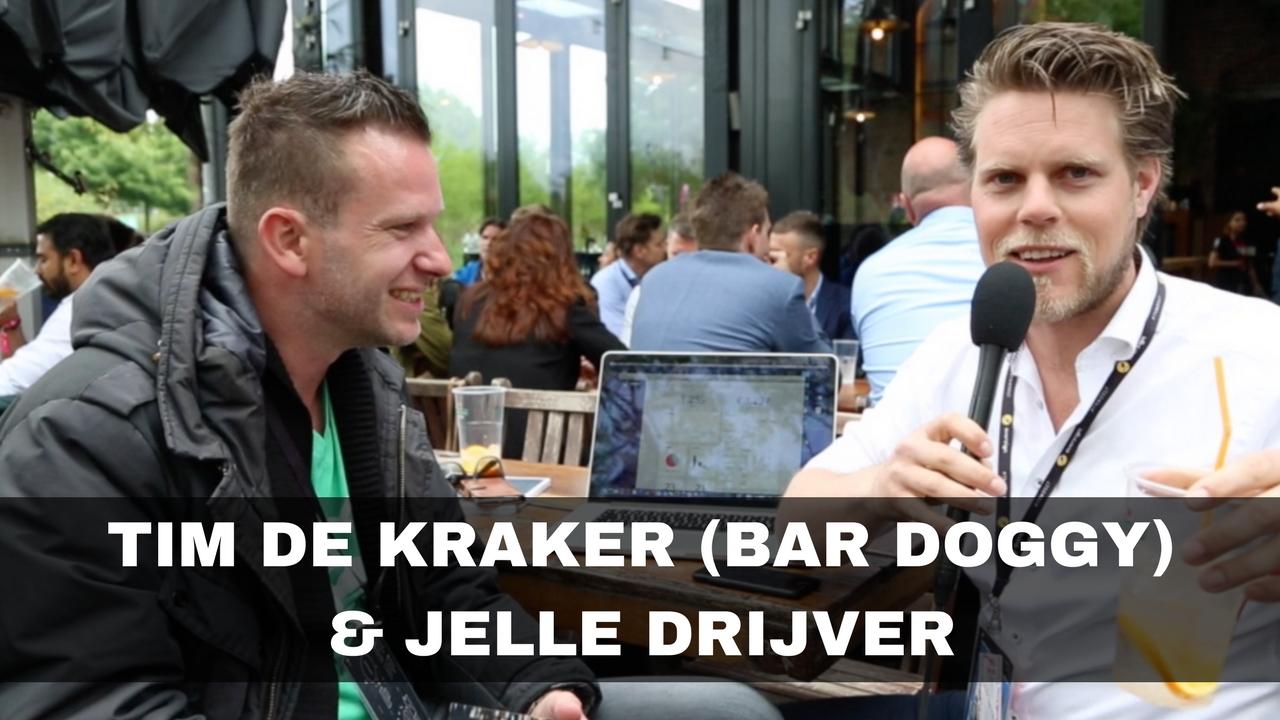 In gesprek met Tim de Kraker, de founder van BarDoggy