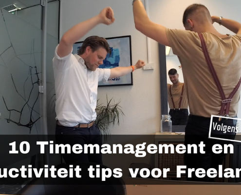 10 Timemanagement en productiviteit tips voor Freelancers