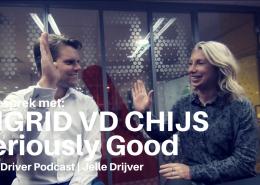 Ingrid van der Chijs Stoppen met een baan waar velen jaloers op zijn en voor jezelf beginnen