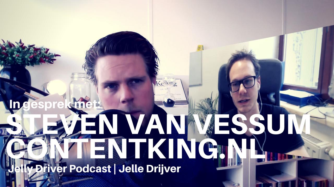 ContentKing Winnaar Dutch Search Awards – Steven van Vessum en Jelle Drijver