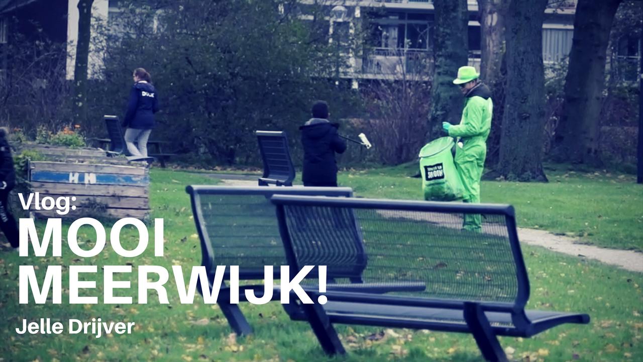 Vloggen in Haarlem: Mooi Meerwijk