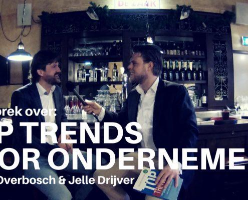 Top Trends voor ondernemers - Willem Overbosch