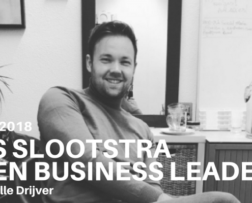 Director OPEN Business Leaders - Jos Slootstra