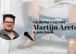 Martijn Arets Op de Pot Cast